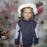 куртка AST термо унисекс на 6-7 лет б/у
