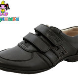 Школьные туфли на мальчика.