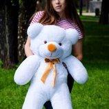 Плюшевая игрушка медведь, мишка 100 см, разные цвета