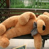 Плюшевая игрушка медведь, мишка 160 см, разные цвета