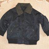 Куртка деми Marks&Spencer р.1.5-2 года 92 см