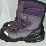 Термо ботинки Ессо Gore-TEX 32р.