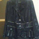 стильний піджак великого розміру