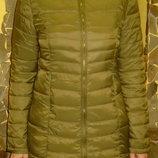 Удлиненная куртка итальянского бренда Fracomina,раз L синяя,раз М,l зеленая