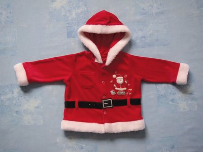 Продаю 6-9 месяцев Карнавальный костюм Санта, б/у.