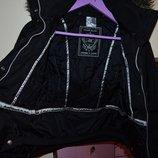 Зимняя термокуртка, лыжная фирмы POIVRE BLANC рост 152