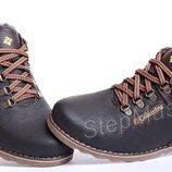 Ботинки кожаные зимние Columbia Wave