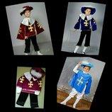 Карнавальный костюм Мушкетер,мушкетер,карнавальные костюмы