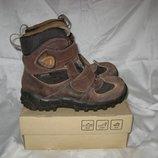 Сапоги ботинки термо Romika Tex Италия 38 размер по стельке 24,5 см.Кожаные.Зимние,внутри утеплитель