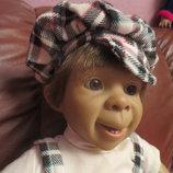 характерная кукла 38-40см , Art Marca
