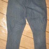 Стильные, гламурные, фирменные джинсы-голифэ, афганы на стройную девушку.XS.42.