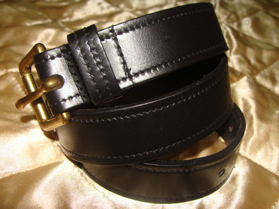 134b01858384 ремень Marks   Spencer оригинал Англия кожа 101 см идеал Louis Vuitton  Burberry Gucci