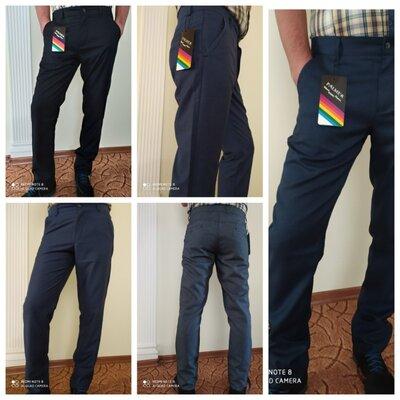 Новинка Стильні чол. штани, фасон, як у джинсів розмір від 46 до 58 Якість 100% Осінь-Єврозима