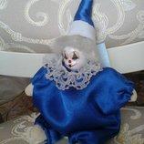 Чудный клоун коллекционная игрушка коллекционирование