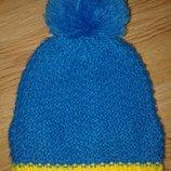 Новая шапка с флисом на уши