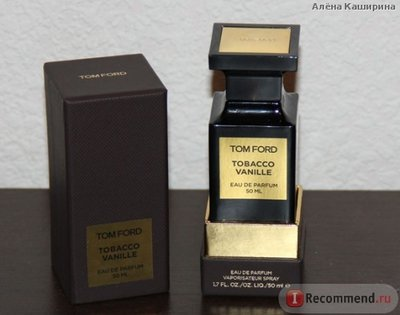 Tom Ford Tobacco Vanille edp 100ml Унисекс