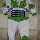 флисовый слип, пижама TU на 1.5-2 года.