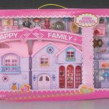Домик для кукол Happy Family 8066