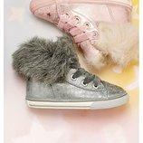 Гламурные высокие кеды Next 11 28 р,ст 18,5 см.Мега выбор обуви и одежды
