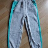 Спортивные штаны Slazenger, на флисе, 92-110см