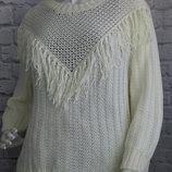 Шикарная теплая Кофта Н&м р. L свитер