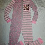 слип трикотажный, пижама человечек на девочку 10-11 лет рост 146