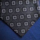 Мужской галстук 100% из шелка Pure Silk Италия