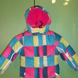 Зимняя термокуртка Тополино Германия , размеры 98