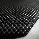 Мужской галстук черный серый в крапп в узорчик Burton 8 см