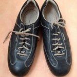 Мужские кожаные туфли кроссовки ROCKPORT, р.45, ортопедическа сиелька