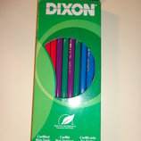 Простые карандаши премиум класса Dixon Америка , 20 шт
