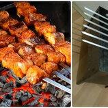 Мангал под шашлыки / рыбу / Овощи Разборной раскладной на 9 шампуров