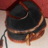 Натуральная женская шапочка