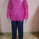 Зимний костюм р104-140 Качество супер