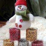 Бусы украшение для елки Новый год новогоднее дом интерьер декор подарок