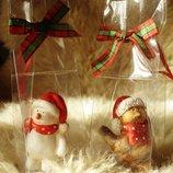 Красивые новогодние сувениры Новый год подарок украшение декор дом