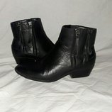 Ботильйоны кожаные footglove 37-38размер