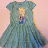 Нарядное платье Эльза Анна Дисней M & S оригинал 7-8 лет и 1-2 года