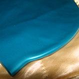 шапочка для плавания силикон идеал 22.5 см