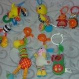 Игрушки на коляску, Tiny love, Chicco, Infantino США