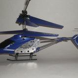 Вертолет на радиоуправлении в подарочном кейсе.