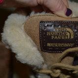 оригинал женский кожаный сапог The North Face