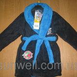 Детский халат для мальчиков Sun City, 3-8лет