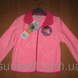 Флисовая кофта для девочки Sun City 3-6лет