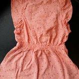 Стильное легкое платье Tape a l'oeil