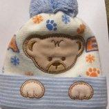 Теплые шапки на 1 год