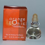 Orange Tonic Azzaro eau de toilette tonifiante миниатюра флакон 4 мл редкость снятость