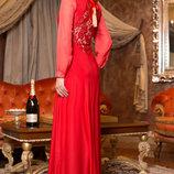 Классическое вечернее платье 746