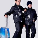 Детский-Подростковый Дутый Спортивный Костюм KIDS FOSSA