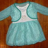 Нарядне платтячко для дівчаток Німфа 1, 2 роки